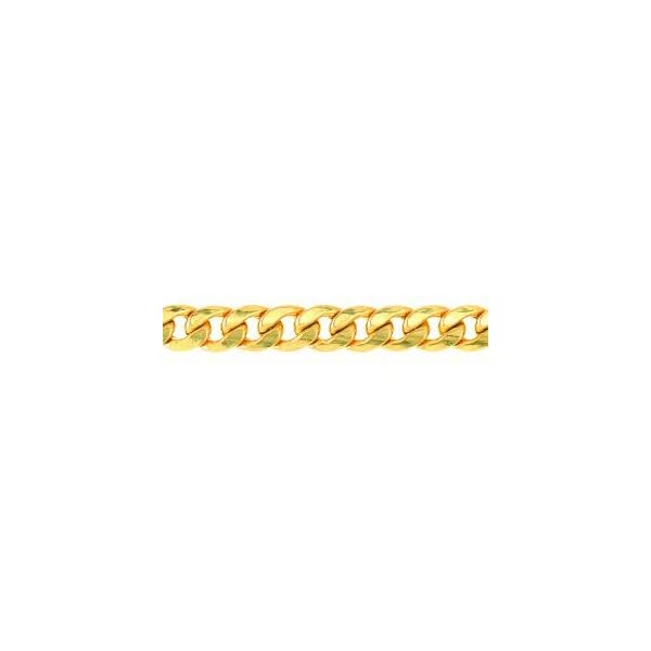 10K-Solid-Yellow-Gold-Miami-Cuban-Lite-Chain-Necklace-67mm-thick-24-Inches