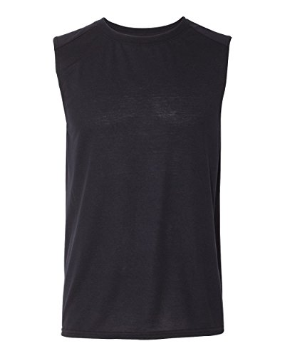 Gildan Performance 4.5 Oz. Sleeveless T-shirt - Black - Xl