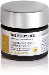 Amazon.com: El Cuerpo Deli Radiance enzima Superfood Peel ...