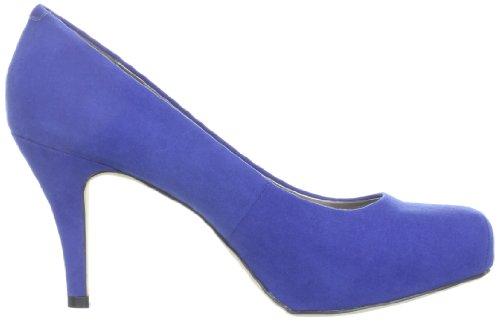 Pump Blue Girl Fabric Getta Women's Madden tqRFwpzq
