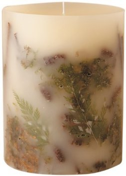 Rosy Rings Forest Botanical Candle 5'' x 6. 5'' by Rosy Rings