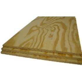 "Thunderbird Forest Plywood Bc 1/2 "" X 2 ' X 4 ' Pine Sanded"