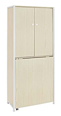 Sewingrite Sew Ready Craft Armoire - White/Birch