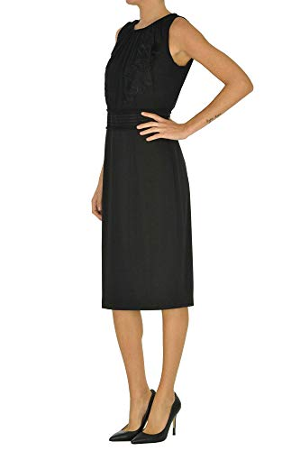 Mcglvs0000005200e Seventy Vestido Negro Poliéster Mujer 4wqRa5qS