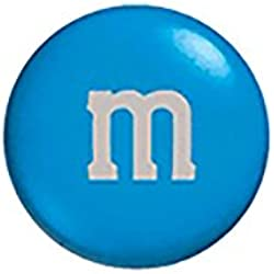 M&M's Milk Chocolate Candy - Blue: 5LB Bag