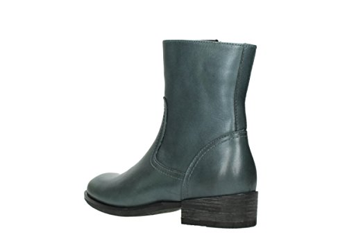 30283 Wolky Assam leather graca Boots metal Comfort qrrEw0fxt