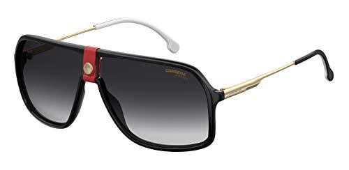 Carrera Unisex Carrera 1019/S Gold/Red One Size (Carrera Marke)
