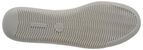 Donna Eleganti Silber 12 Rom 34429 Scarpe Weiss Ara Bianco Kiesel wqnxf