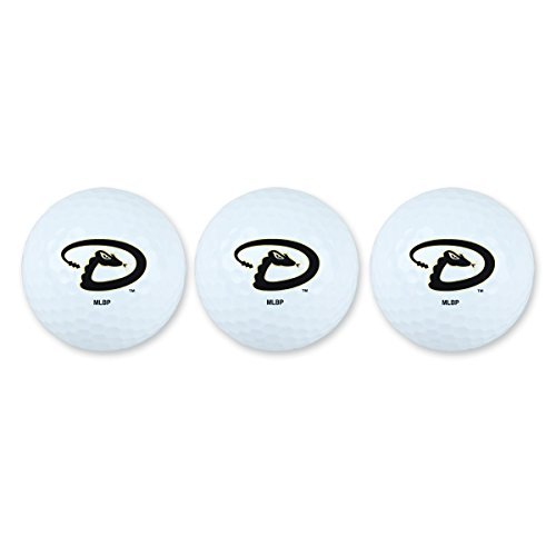 - Team Effort MLB Arizona Diamondbacks Golf Ball Pack of 3Golf Ball Pack of 3, NA