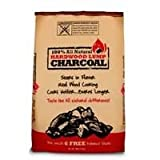 Eco Products Worldwide Ltd 9kg Hardwood Lumpwood Charcoal With Free NEXTDAY DELIVERY
