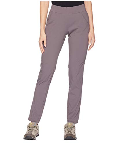 Columbia Women's Anytime Casual Pull On Pant, Pulse, Small x Regular