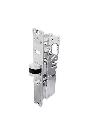 (Global Door Controls 1-1/8 in. Left Hand Mortise Lock with Deadlatch Function)