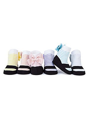 Trumpette Baby Girls' Lilly's - Assorted - 0-12 Months (Trumpette Baby Girl)