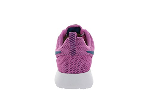 Nike Roshe Shoes Women's blue pink Running Run 77drgxqA