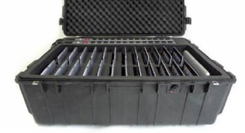 Transport Case & Charger for 24 iPads by Datamation Systems, Inc (Image #2)