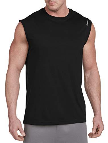 DRIEQUIP Mens Sleeveless Moisture Wicking Muscle T-Shirts XS-4XL