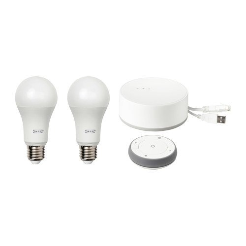 TRÅDFRI Gateway Kit, White Spectrum, White