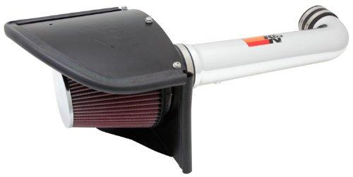 77 1566KP Performance Intake Polished Wrangler