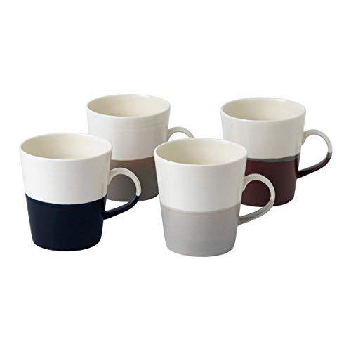 (Royal Doulton Coffee Studio Grande Mug, Set of)