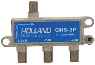 HIGH Shield Splitter Combiner 2-Way ONE Port Power Passive