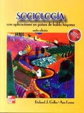 Sociologia Con Aplicaciones En Paises de Habla Hispana (Spanish Edition)