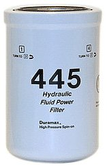 WIX Filters - 51445 Heavy Duty Spin-On Hydraulic Filter, Pack of 1 by Wix