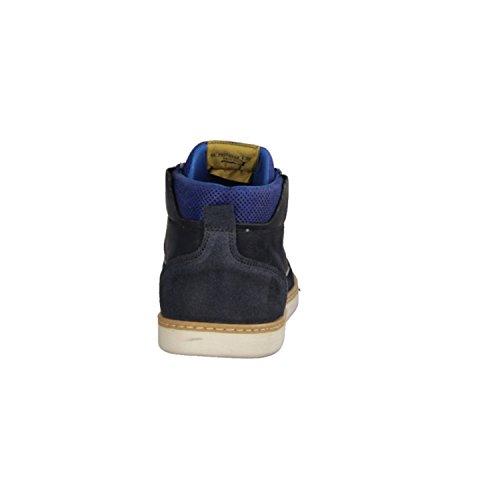 Bullboxer 453K55196M- Herrenschuhe Sneaker / Schnürschuh, Blau