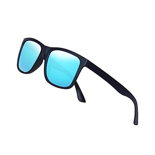 Polarized Sunglasses for Men TR90 Unbreakable Mens Sunglasses Driving Sun Glasses For Men/Women
