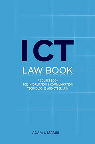Search : ICT Law Book. A Source Book for Information and Communication Technologies & Cyber law in Tanzania & East African Community