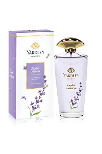 - Yardley English Lavender by Yardley of London for Women Eau De Toilette Spray, 4.2 Ounce