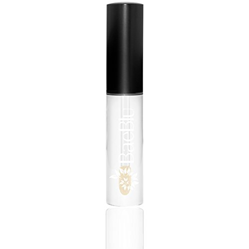 Best Organic 100% Natural Vegan Hydrating Antioxidant-Rich Lip Gloss, Made in USA by BaeBlu, It's Clear to Me by BaeBlu