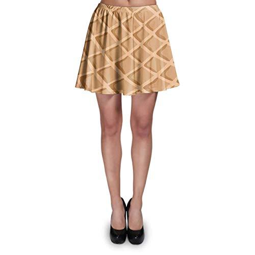 Skater Skirt – Icecream Waffle Cone