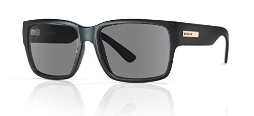 MADSON Classic Unisex 15-0202 Polarized  Sunglasses, Black - Sunglasses Tillys Womens