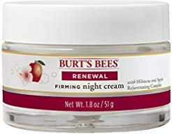 Burts Renewal Nite Firmng Size 1.8z Burts Renewal Night Firming Cream 1.8z