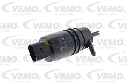 Vemo V10-08-0203 Bomba de Agua de Lavado, Lavado de Parabrisas