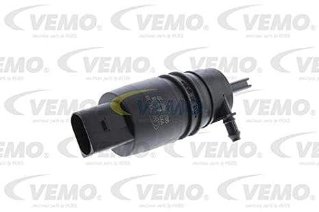 Vemo V10-08-0203 Bomba de Agua de Lavado, Lavado de Parabrisas: Amazon.es: Coche y moto