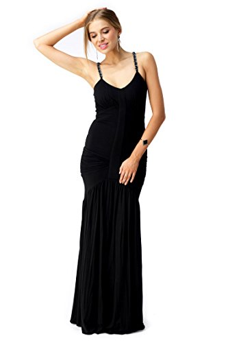 Buy nissa black dress - 1