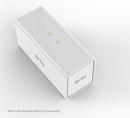 Arlo Pro by NETGEAR Charging Station – Arlo Pro & Arlo Go Compatible (VMA4400C) [Official]