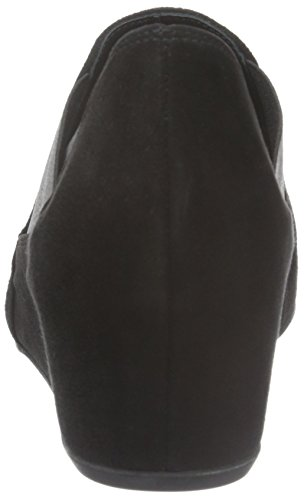 Högl 2- 10 4242 - Zapatos de cuña para mujer Negro (Schwarz 0100)