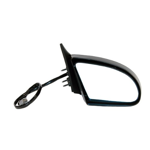 Aftermarket Ford Taurus (1992-1995 Ford Taurus & Mercury Sable 4-Door Sedan (Except SHO) Power Black paint to match Fixed Non-Folding Rear View Mirror Right Passenger Side (92 1992 93 1993 94 1994 95 1995))