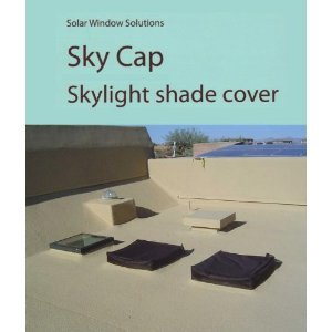 Sky Cap Skylight Window Shade - 2 x 4 Rectangle (28