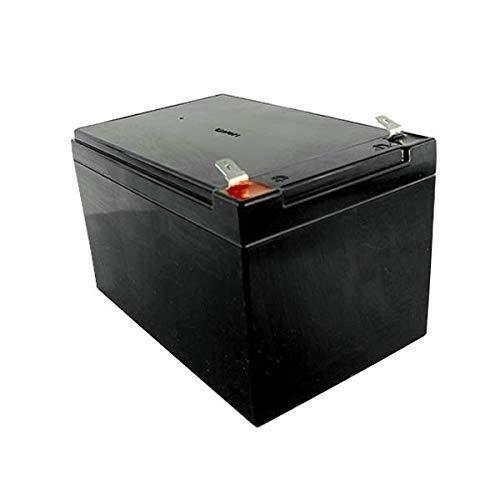 Battery T2 Terminals SLA 12V 15.6AH Sealed Lead Acid for ZB-12-15.6
