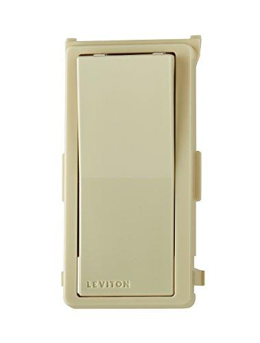 Leviton DDKIT-SI Decora Digital/Decora Smart Switch Color Change Kit, Ivory