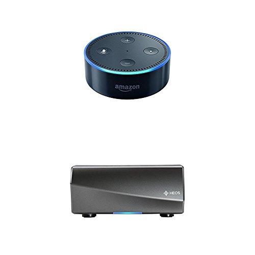 Link Dot (Denon HEOS LINK Pre-Amplifier with Echo Dot)