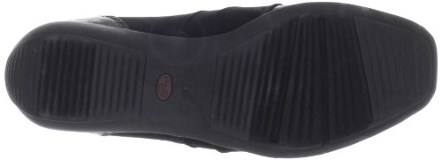 Clarks Noreen Will Mocasín Black Fabric