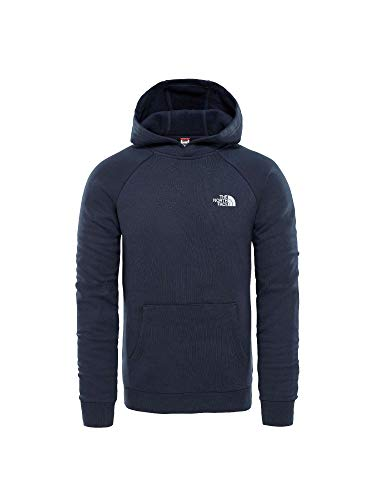 North Box Sweat shirts Face Urban sportswear Navy Raglan Homme Red Capuche À The dwUxIqfcXw