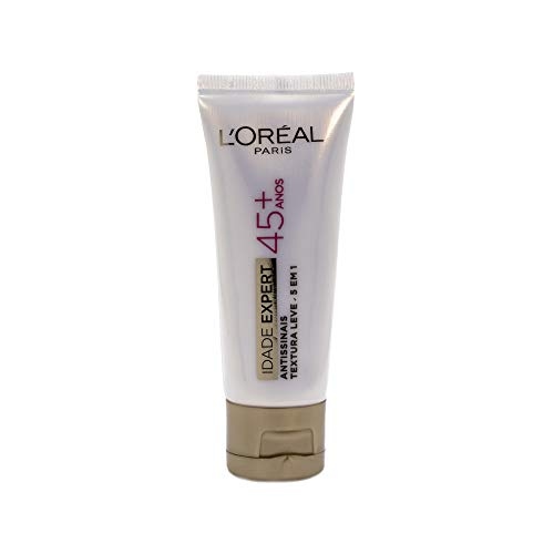 Creme Anti-idade Idade Expert 45+ 40ml, L'Oréal Paris