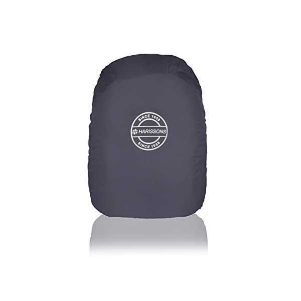 31iJO%2B8z1IL Harissons Polyester Waterproof & Weatherproof Black Rain Cover for Backpack