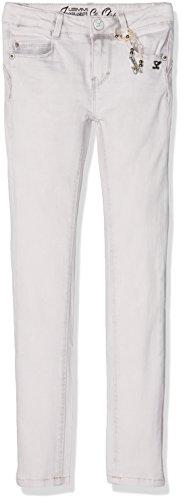 Lemmi Jeggings Girls Slim, Jeans para Niños Grau (Grey Denim 0016)