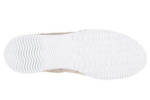 Sneakers Daim Chaussures h258 Baskets Beige Femme Hogan Traditional en wqEXUqS